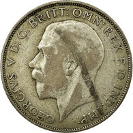 Monnaie, Grande-Bretagne, George V, Florin, Two Shillings, 1923, TB, Argent - 1902-1971 : Monnaies Post-Victoriennes