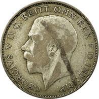 Monnaie, Grande-Bretagne, George V, Florin, Two Shillings, 1923, TB, Argent - J. 1 Florin / 2 Shillings