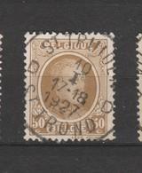 COB 203 Oblitération Centrale ST-TRUIDEN Dispersion D'un Ensemble Houyoux Oblitération Concours - 1922-1927 Houyoux