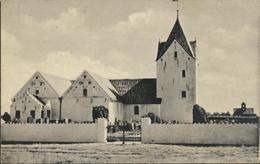 61-654 Danmark Denmark Dänemark Romio Kirke Sent To Germany Forlag Bossen - Danemark