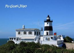 AK Leuchturm Taiwan Fu-Guei-Jiiao Lighthouse New Postcard - Vuurtorens
