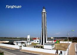 AK Leuchturm Taiwan Fangyuan Lighthouse New Postcard - Vuurtorens