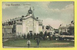 * Liège - Luik (La Wallonie) * Exposition, Expo, La France Agriculture, Couleur, Police, Animée, Buffet Restaurant - Liege