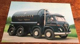 Foden 8-Wheel Bulk Sugar Tanker, 1970. ~ Tate & Lyle - Trucks, Vans &  Lorries