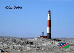 AK Leuchturm Namibia Dias Point Lighthouse New Postcard - Vuurtorens