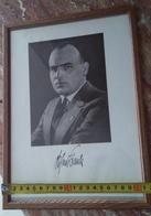 Foto Retrato Hans Frank - 1939-45