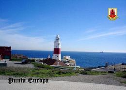 AK Leuchturm Gibraltar Europa Point Trinity Lighthouse New Postcard - Vuurtorens