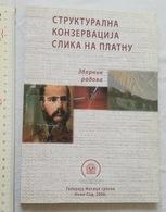 2006 Painting On Canvas TECHNICS OF STRUCTURAL CONSERVATION RESTORATION TECHNIQUES Book Serbia Art Artist Painter Icons - Livres, BD, Revues