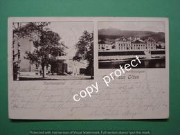 Olten Solothurn Kantonsspital Und Amthausquai - SO Soleure