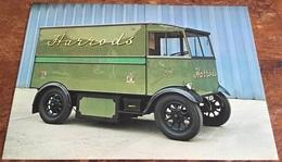 Harrods Battery Electric Delivery Van, 1939 - Trucks, Vans &  Lorries