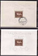 Hojs Bloques De Alemania Imperio N ºMichel 4x ** Y (o) - Allemagne