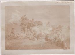 Photo Militaire      Vers 1923 - Guerre, Militaire