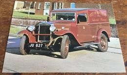 1931 Singer Van - Trucks, Vans &  Lorries