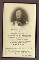 """METZ  (57) : """" Général De Brigade GEORGES DE LARDEMELLE  (photo) - Devotion Images"""