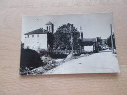 Saint-Michel  -  Le Groupe Scolaire Et L`eglise - Frankreich