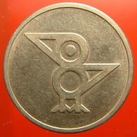 KB271-1 - LUX COLOR - Den Haag - WM 22.5mm - Koffie Machine Penning - Coffee Machine Token - Professionnels/De Société