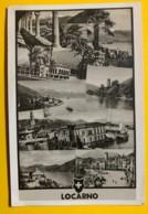 8122 - Locarno Multivue Publicité Pour Foto Blau Piazza Grande - TI Tessin