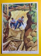 8130 - Militaire Nos Soldats à L'oeuvre Creusage D'un Emplacement Perforarice En Action - Suisse