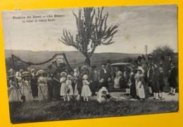 """8136 - Théâtre Du Jorat """"La Dime"""" Le Retout Du Pasteur Martin (taches De Rouille) - VD Vaud"""