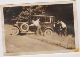 Photo   Vers 1923 Automobile - Automobiles