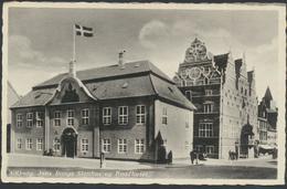 61-670 Danmark Denmark Dänemark Aalborg Jens Bangs Stenhus Og Raadhuset Forlag Vesterbro Boghandel - Danemark