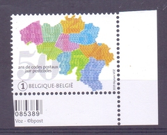 Belgie - 2019 - OBP - ** 50 Jaar Belgische Postcodes ** - Bélgica