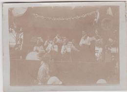 Photo  Vers 1923  Musique Orchestre Jazz La Coupole - Automobiles