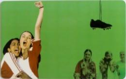 GREECE - Cinema,Bend It Like Beckham, Free Fone Promotion Prepaid Card, Tirage 1000, Exp.date 31/12/03, Mint - Grecia