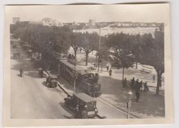 Photo  17 Royan   Vers 1923 Automobile  ,train - Photos