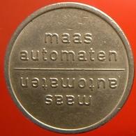 KB277-5 - MAAS AUTOMATEN - Veldhoven - WM 22.5mm - Koffie Machine Penning - Coffee Machine Token - Professionnels/De Société