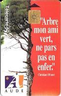 L'Aude Incendie De Forêts 1993 - France