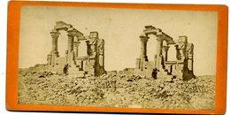 Photos Stéréoscopiques - Soudan - Nubie -  Temple  Kardassy ( A 144) - Photos Stéréoscopiques