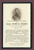 "CAMBO-LES-BAINS (64) : "" CHARLES THOME DE CHARAIX ""  (photo)  1922 - Devotion Images"