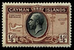 1935 Cayman Islands - Cayman Islands
