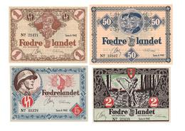 SS Freikorps Dänemark / SS Free Corps Denmark - Propagandageld / Propaganda Currency - UNC / Kassenfrisch - DNSAP 1942 - 1933-1945: Drittes Reich