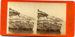 Photos Stéréoscopiques - Italie -  Atrani   Près D' Amalfi ( A 148) - Photos Stéréoscopiques