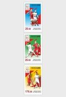 Kirgizië / Kyrgyzstan - Postfris/MNH - Complete Set AFC Asian Cup 2019 - Kirgizië