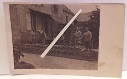 1916 Aisne Oise Soissonnaise Jardiniers Cantonnements De 2e Ligne Régiment Lyonnais Poilus Tranchées 1914 1918 WW1 1cph - Guerre, Militaire
