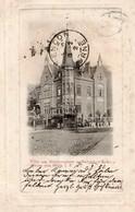 STOLP  ( SLUPSK, Pologne ), écrite En 1902 - Villa Am Blucherplatz - Pologne