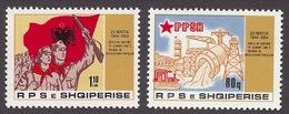 Albania 1984 - Popular Revolution, Liberation 1944-1984 MNH - Albanie