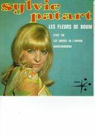 Sylvie PATART - SIMM 45101 - 45 T. - Les Fleurs De Boum - C'est Toi - Les Choses De L'amour - Guantanamera - - 45 T - Maxi-Single