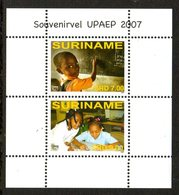 Suriname Bf 106 UPAEP , écoliers , Enfants - Emissions Communes
