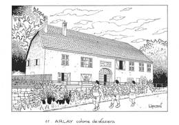 Waziers Colonie De Vacances à Arlay - Andere Gemeenten