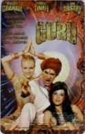 GREECE - Cinema,The Guru, Free Fone Promotion Prepaid Card, Tirage 1000, Exp.date 31/12/03, Mint - Grèce