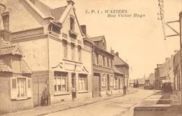 Waziers Rue Victor Hugo - France