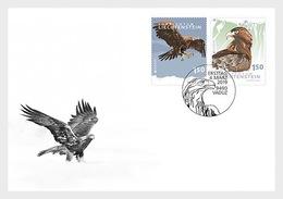 Liechtenstein - Postfris/MNH - FDC Europa, Nationale Vogels 2019 - Ongebruikt