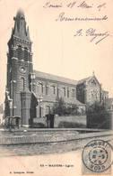 Waziers église - France