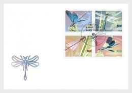 Liechtenstein - Postfris/MNH - FDC Libellen 2019 - Ongebruikt