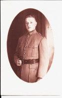 Soldat Georges Dhaveloose. Photo Kachel Früher Srebnicki. Koblenz. - Oorlog, Militair