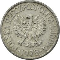 Monnaie, Pologne, 50 Groszy, 1978, Warsaw, TB+, Aluminium, KM:48.1 - Polen